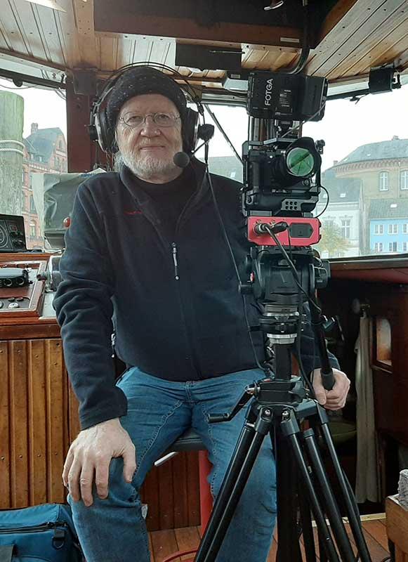 Begegnungen im Norden - Udo Reuschling hinter der Kamera